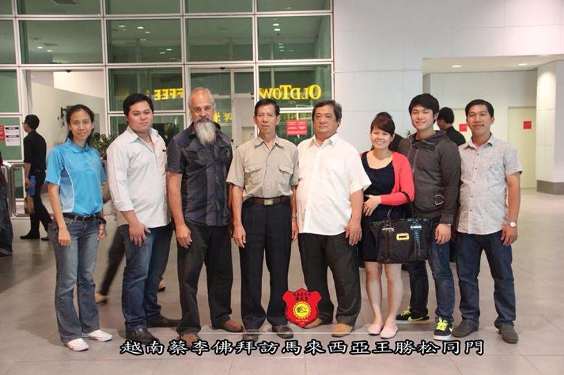 Choy Lee Fut Wong Seng Choong 35 Anniversary 2014