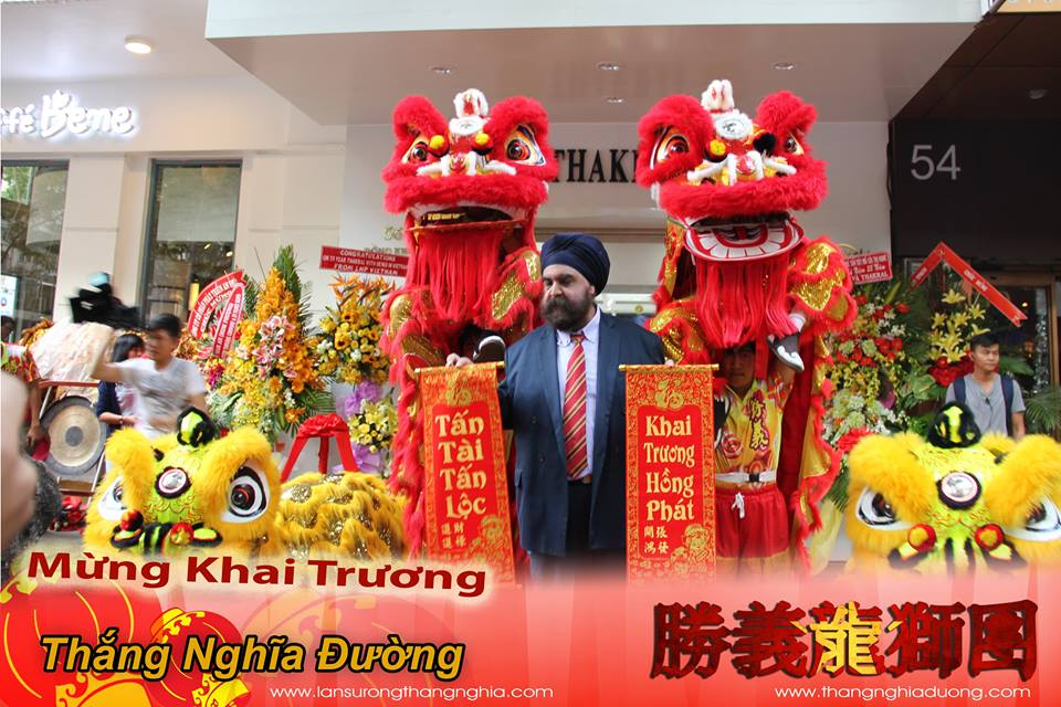 Mừng Khai Trương THAKRAL
