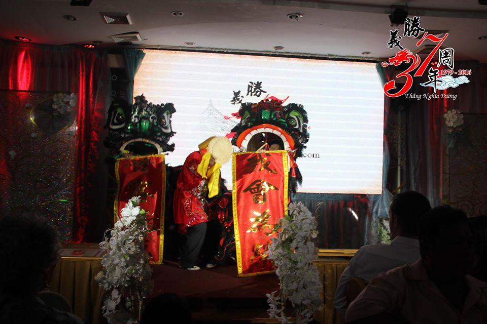Ki niem 37 nam thanh lap Đoàn LSR Thang Nghia Duong