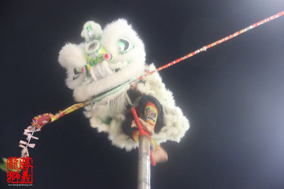 █▬█ █ ▀█▀ Bộ Bộ Cao Thăng 2017 - Thắng Nghĩa Đường - SingYi LionDance