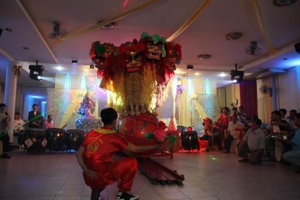 Múa Mừng Thọ Bà Lưu Vân