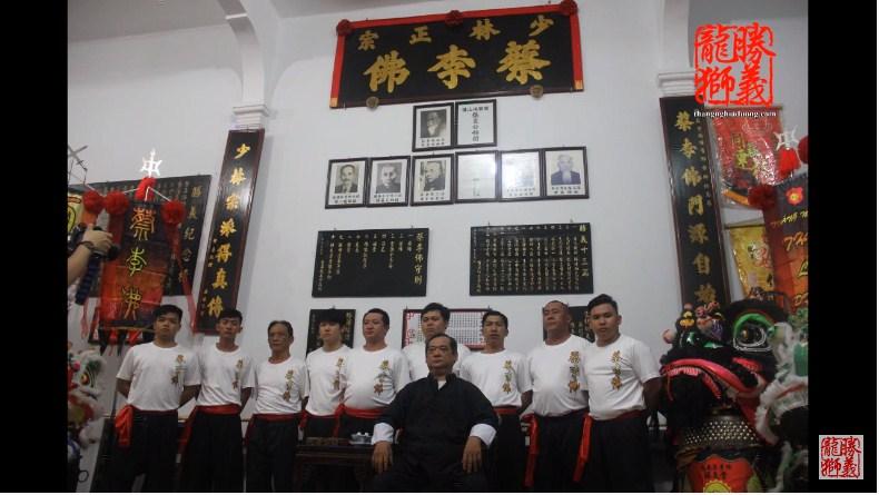 Thắng Nghĩa Cửu Văn - 勝義九文